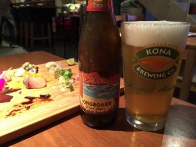 ハワイビール「ロングボード」