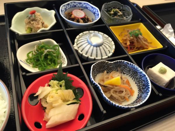 雅膳9種の小鉢