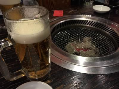 ビール290円