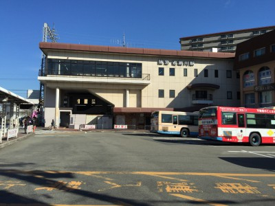 阪急今津線・逆瀬川駅