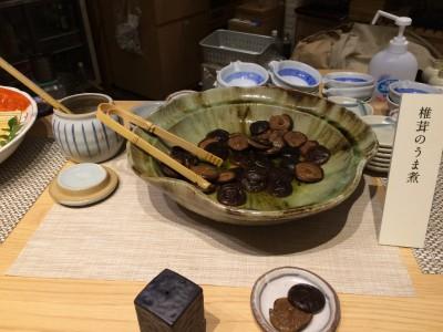椎茸のうま煮