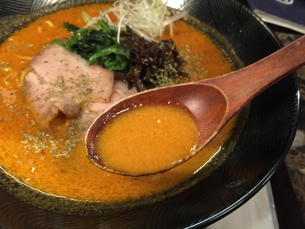 トマポークのスープ