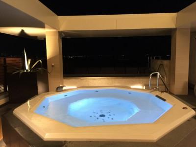 10階展望露天風呂