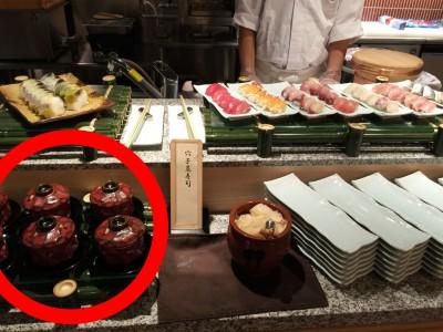 煮穴子寿司