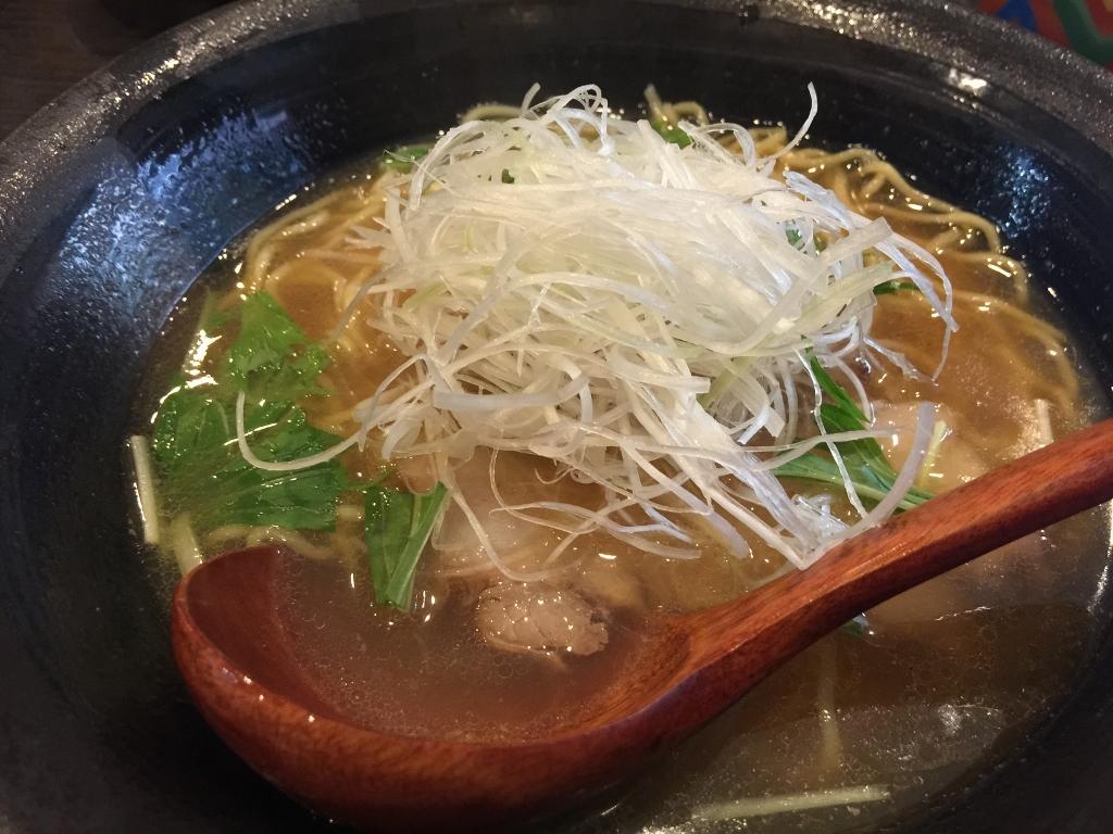 宝塚南口ラーメン「麺や 運」
