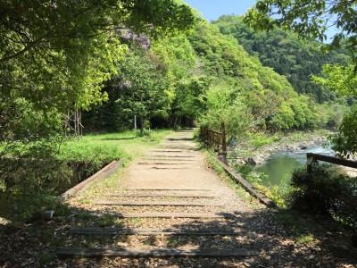 武庫川と廃路線