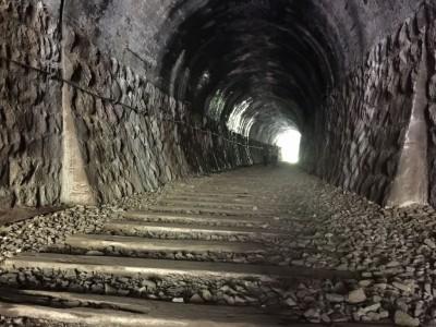 JR福知山線廃線ハイキングコース・線路跡がカッコイイ