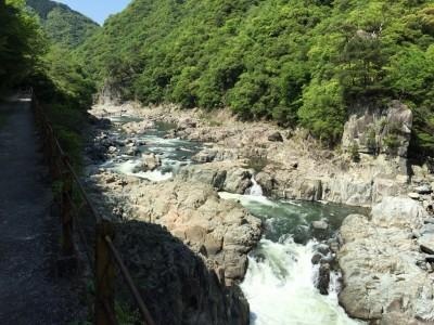 武庫川渓谷2