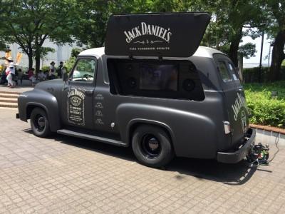 JACK DANIEL'S Car