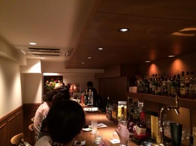 Bar Juniper Berry(バー・ジュニパー・ベリー)店内