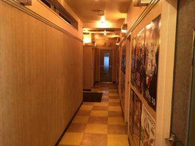 KARAOKE PARTYMAN店内2