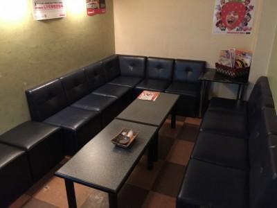KARAOKE PARTYMAN(カラオケボックス)部屋