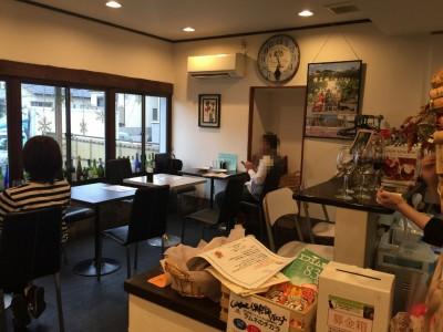 Brasserie Cuisine倶楽部・店内1