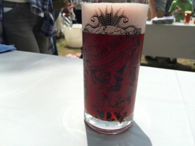 箕面ビール・カベルネ