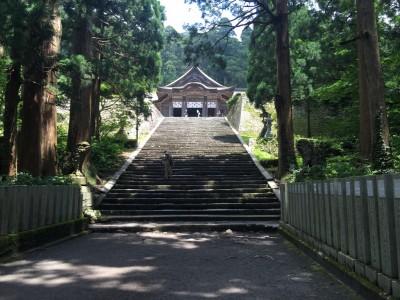 大神山神社奥宮社殿