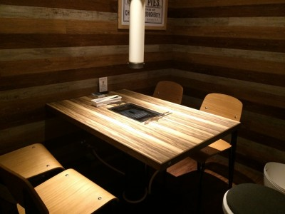 WAGYUdoki茶屋町店内・個室