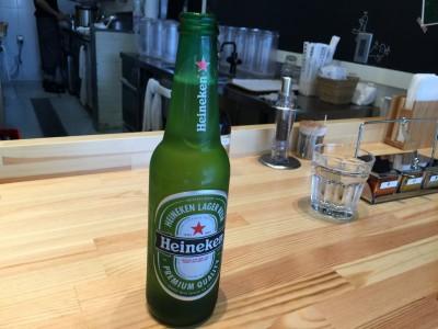 ハイネケン瓶ビール