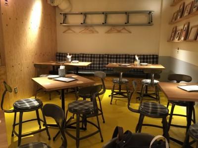 福島クラフトビール-molto店内2