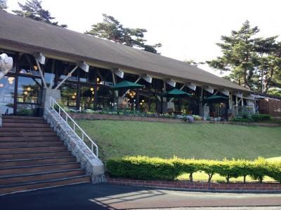大山ゴルフクラブ・クラブハウス