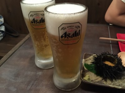 アサヒスーパードライ生ビール280円
