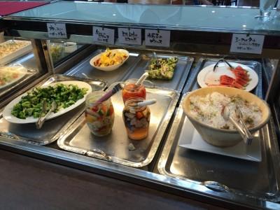 「ブロッコリー~ガーリックオイル~」「丘の上のピクルス・今日の野菜」「ミディトマトのピクルス」「水茄子のピクルス」「シークリスタル」