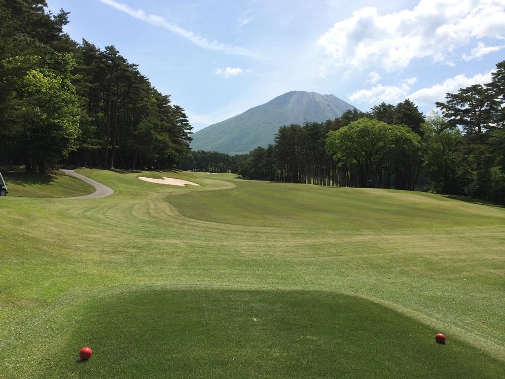 大山ゴルフ