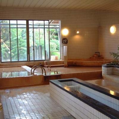 花山温泉浴槽