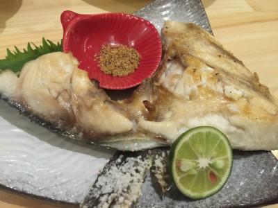 ワイワイ本日の焼き魚