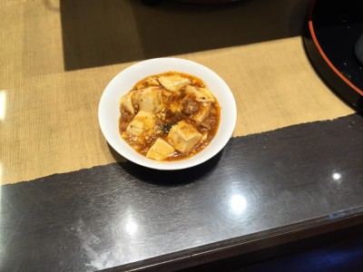 本格四川麻婆豆腐