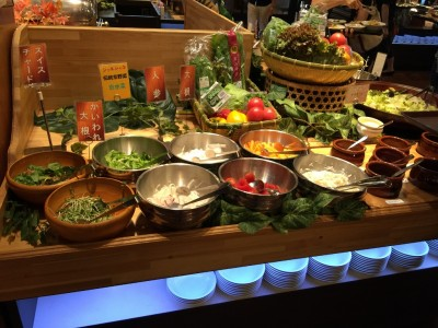 充実野菜サラダ