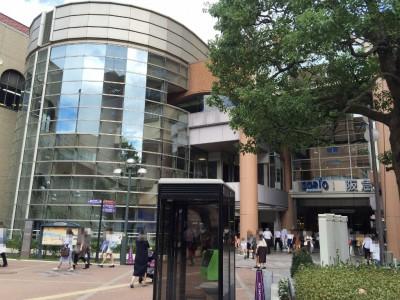 阪急宝塚駅の隣「ソリオ宝塚」