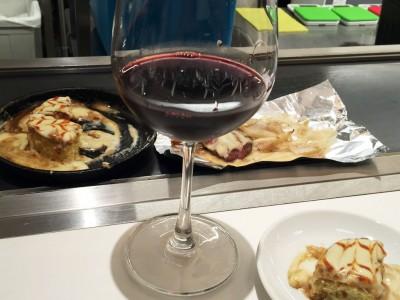 赤ワインとサヴォワ