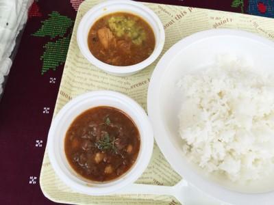 鶏白湯ヒマラヤンチキンカレー