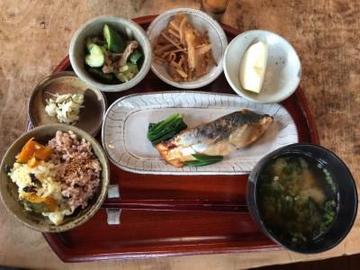 ばんまい定食・メイン魚料理