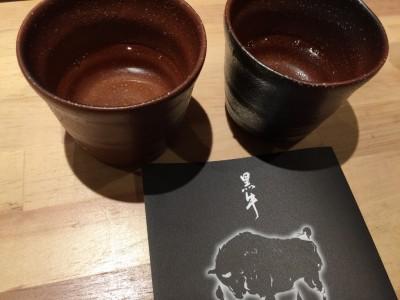 名手酒造店・黒牛「純米酒」「本生無濾過」
