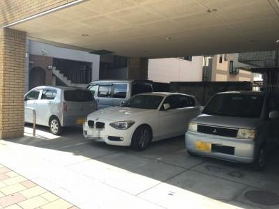 吾妻駐車場