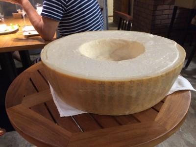 バルミジャーノチーズ
