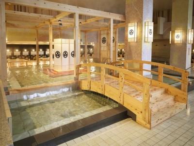 箕面温泉スパーガーデン