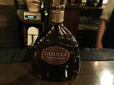 ゴディバ チョコレートリキュール