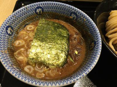 濃厚豚骨魚介つけ麺スープ