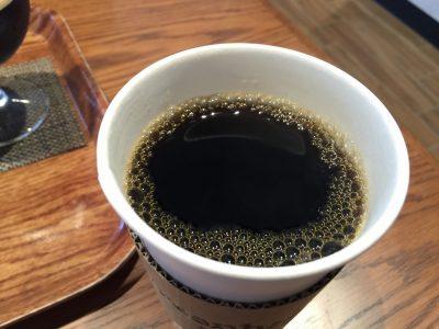 日替わりコーヒー(コロンビア)ホットコーヒー