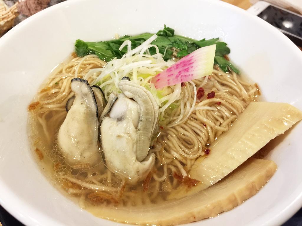 ラーメン時々日本酒「福島壱麺」