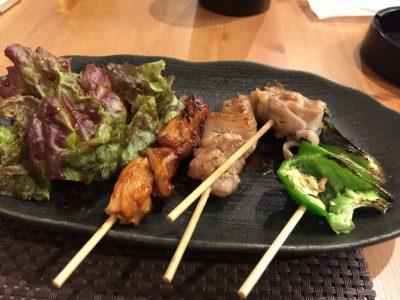 豚串・野菜串