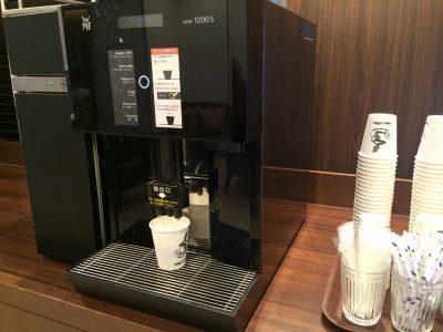 コーヒーメーカーで作る食後の珈琲