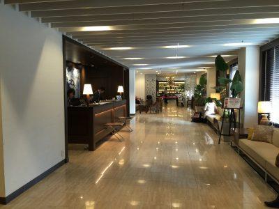 ホテルフォルツァ・4階フロント