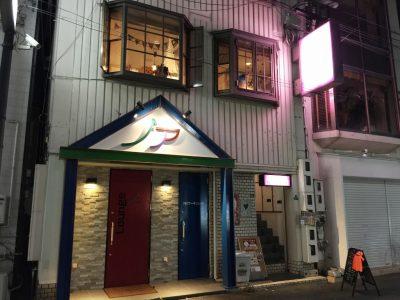 CafeBar NICAI外観