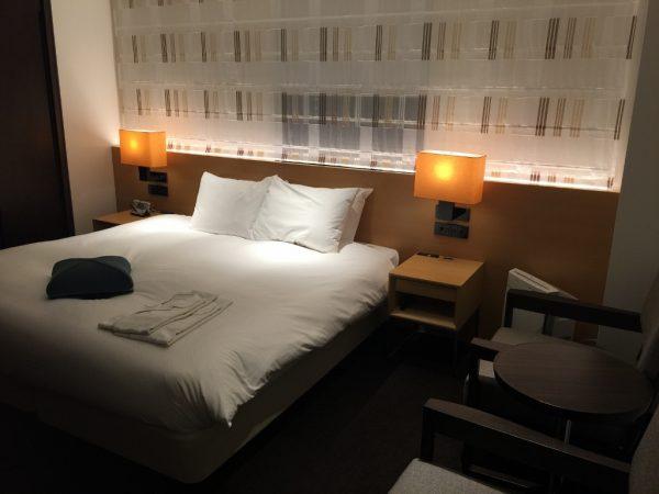 ホテルFORZA(フォルツァ)長崎・デラックスダブル・ベッド