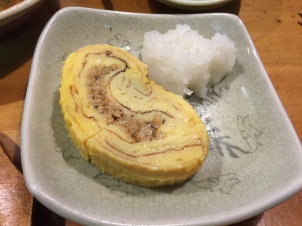 卵焼き(ミンチ)