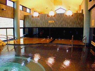 有馬本温泉「金の湯」一の湯