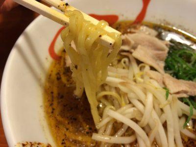 中太ちぢれ麺